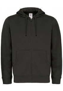 SWEAT-SHIRT HOMME ZIPPÉ CAPUCHE