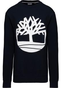 Sweat-shirt col rond brand tree