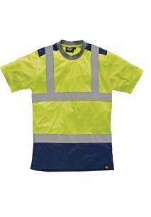 T-shirt Bicolore Haute Visibilité