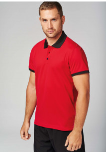Polo piqué performance homme PROACT