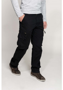 PANTALON MULTIPOCHES KARIBAN