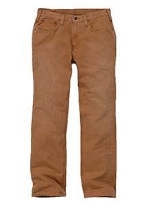 Pantalon 5 poches Weathered Duck