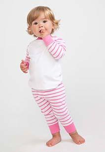 Pyjama à rayures
