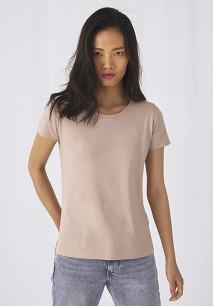 T-shirt Organic Inspire col rond Femme