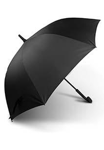 Parapluie classique poignée arrondie