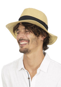 Chapeau de paille classique