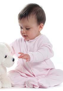 Pyjama Bébé à boutons pression
