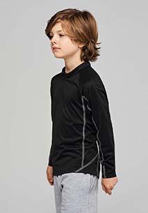 Sweat running 1/4 zip enfant