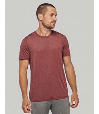 T-shirt triblend sport unisexe