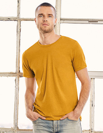 T-SHIRT homme TRIBLEND COL ROND