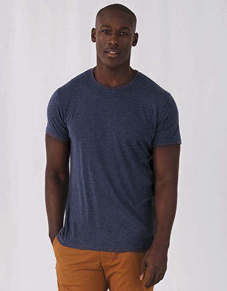 T-shirt Triblend col rond Homme