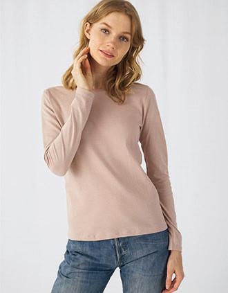 T-shirt manches longues femme #E150