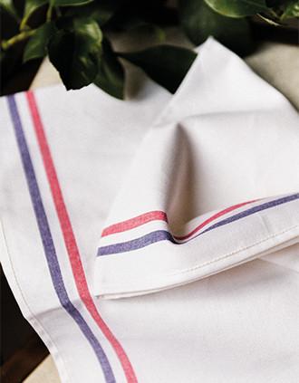 Essuie-vaisselle 2 rayures Origine France Garantie