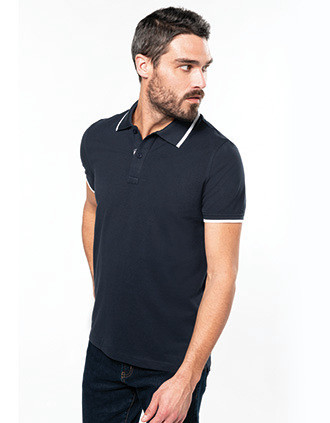 Polo manches courtes homme