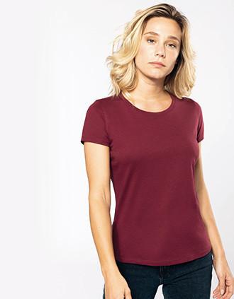 T-shirt Bio150 col rond femme