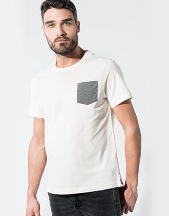 T-shirt coton Bio avec poche