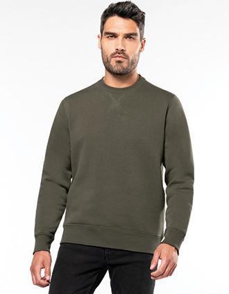 Sweat-shirt col rond unisexe
