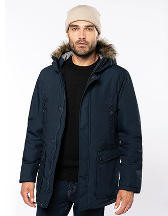 Parka grand froid
