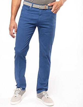 Pantalon 5 poches homme