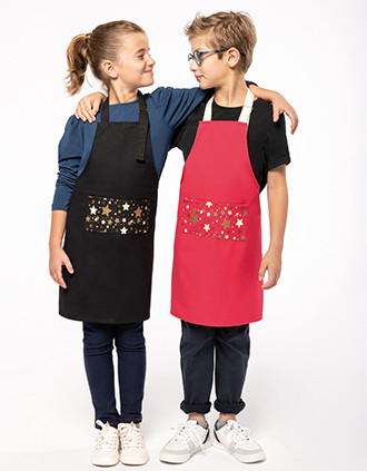 Tablier de Noël enfant Origine France Garantie
