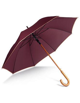 Parapluie mât en bois