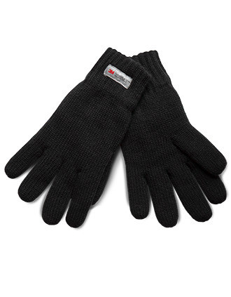 Gants Thinsulate™ en maille tricot