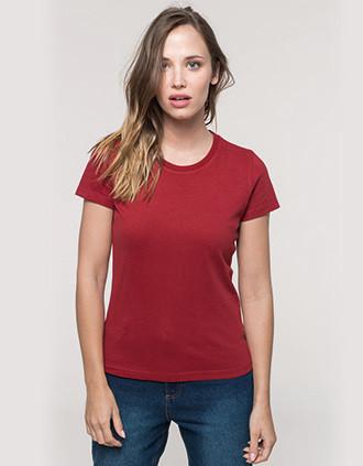 T-shirt vintage manches courtes femme