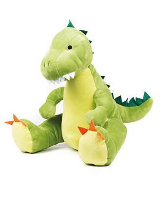 Peluche zippée Dinosaure