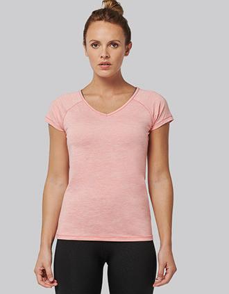 T-shirt de sport écoresponsable femme