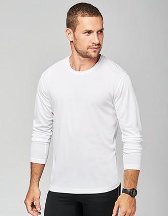 T-shirt de sport manches longues homme