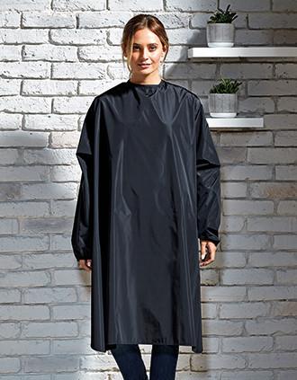 Robe de salon imperméable manches longues