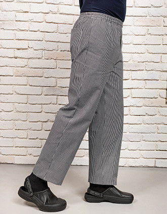 "Pantalon de cuisine ""Pull On"""
