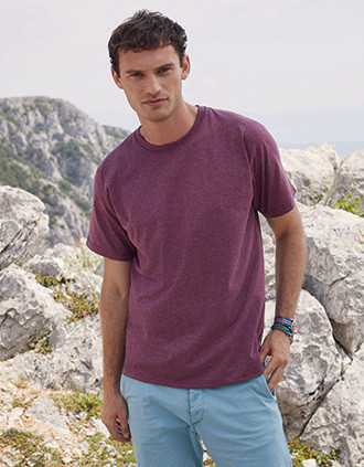 T-SHIRT HOMME VALUEWEIGHT (61-036-0)