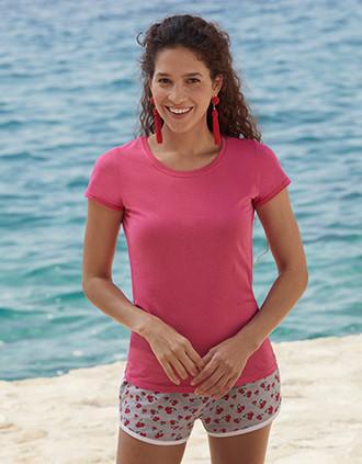 T-shirt Femme Original-T (Full Cut 61-420-0)