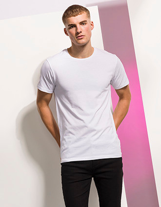T-SHIRT HOMME COL ROND FEEL GOOD