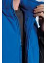 Détail poche intérieur du bodybarmer bleu