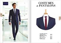 Costumes & Pantalons