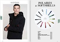 Softshells & Polaires