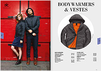 Bodys & Vestes