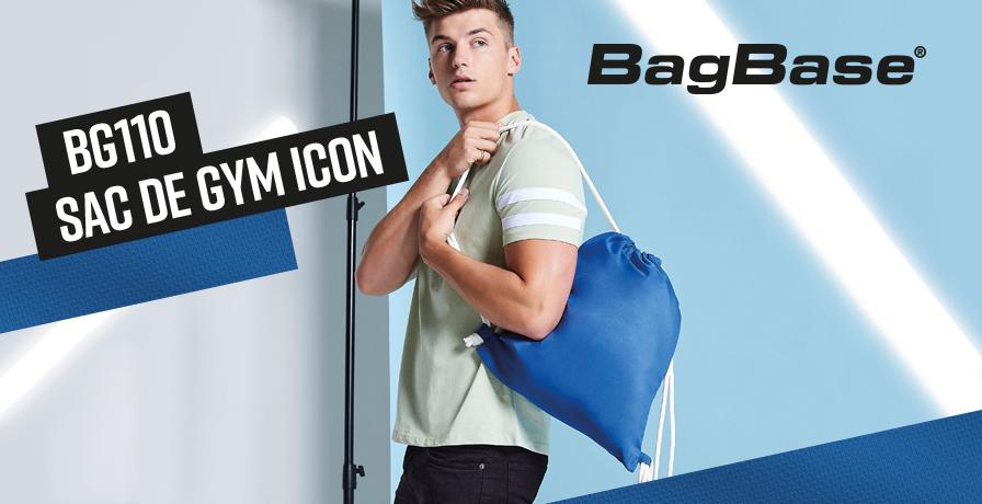 Bag Base - Sac de gym icon