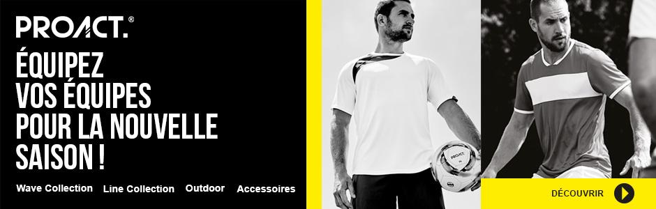 Proact - marque de vêtements de sport
